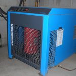 Maintenance of commercial air dryer