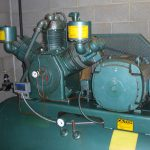 Maintenance of commercial air compressor